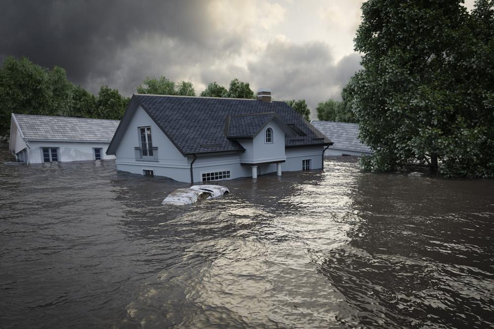 Die Nasa war vor vielen weiteren Überschwemmungen in den nächsten Jahren.
